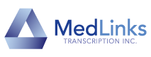 MedLinks Transcription Inc.